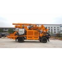 Double Pump Shotcrete Machine , Concrete Spraying Equipment Robotic KC3016W