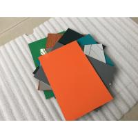 Buy cheap Green PVDF Aluminum Composite Panel With Good Color Uniformity And Durability product