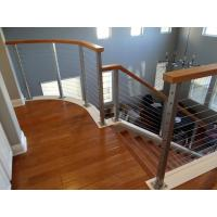 Buy cheap DIY Cable Railing / Wire Rope Balustrade with Stainless Steel Wire Ropes product