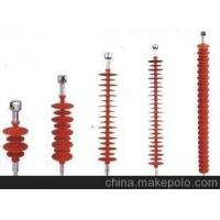 Buy cheap Red / Grey Silicon Rubber / Composite Suspension Insulator IEC61109 ISO from wholesalers