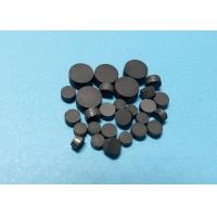 Buy cheap Metal PCD Wire Drawing Die Blanks Self Supported Round Diamond Custom Size product