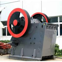 Buy cheap Low Noise Hydraulic Jaw Crusher , Stone Crusher Machine Adjustable Discharge Gate from wholesalers
