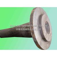 Buy cheap Carbon / Alloy Steel 42CrMo Professional Machining Forged Steel Shaft  UT TEST product