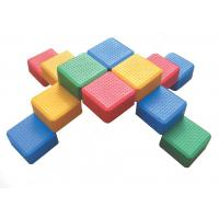 Buy cheap Toddler Outdoor Plastic Building Blocks Toy in Park H-19202 from wholesalers