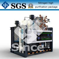 Buy cheap NP-300-H-5-A Gas Purification System For Nitrogen Generation Plant product
