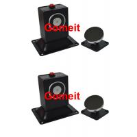 Buy cheap Floor Mounted 12VDC Electromagnetic Door Holder 60kgs 130lbs Holding Force from wholesalers