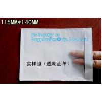 Buy cheap TNT DHL shipping packing list document envelopes, packing list padded envelope, tamper proof express use plastic packing from wholesalers