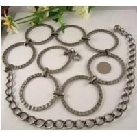 Buy cheap OEM silver, rhodium, bronze, gold, hematite Chain Bracelets For Women from wholesalers