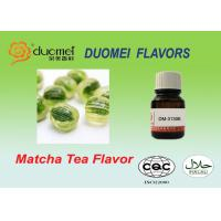 Propanediol Base Confectionery Flavours Matcha Tea Flavor Long Lasting Aroma