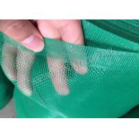 Buy cheap High Tear Resistance HDPE Monofilament Nets With High Tensile Strength from wholesalers