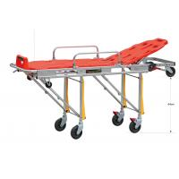 Buy cheap Automatic loading aluminium alloy Foldable Stretchers for ambulance car from wholesalers