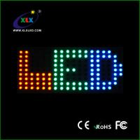 Buy cheap 12mm diffused thin digital rgb led pixels for advertise decor from wholesalers