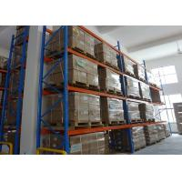 Buy cheap Heavy Duty Steel Industrial Pallet Racks System For Warehouse Storage from wholesalers