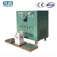 Buy cheap 1.5HP Oil Less Compressor Refrigerant Charging Machine for Vacuum Filling from wholesalers