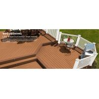 Buy cheap Solid WPC Composite Decking Quick And Simple Installation Decks from wholesalers