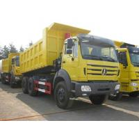 Buy cheap 30ton dump truck for earth transport cargo tipper truck Beiben from wholesalers