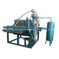 Buy cheap 1000pcs/Hr Semi-Automatic Paper Pulp Egg Tray /carton Making Machine from wholesalers