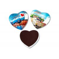 Buy cheap Eco - Friendly Refrigerator Magnet Sheets Crystal Glass Dome Tourist Souvenir from wholesalers