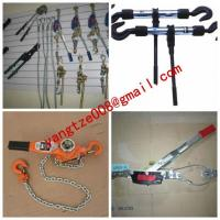 Buy cheap Cable Hoist,Puller,cable puller,Ratchet Puller from wholesalers