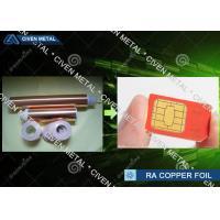 18u * 520mm Soft  Annealed Rolled Copper Foil Roll Metal Model No. MGP-TR022015