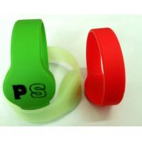 Buy cheap UHF Silicone Wristband, Soft Silicone Bracelet, EPC GEN2, ISO18000-6C Wristband, Long distance from wholesalers