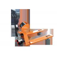 Buy cheap 2 Ton Capacity Heavy Duty Pallet Truck Scales OEM For Weighing European Standard from wholesalers