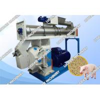Buy cheap China  made automatic farm pig feed pellet mill machinery from wholesalers