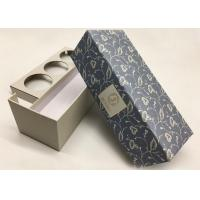 Buy cheap Paper Christmas Luxury Packaging Boxes Beer Cup Mug Set Champagne Stemless Support from wholesalers