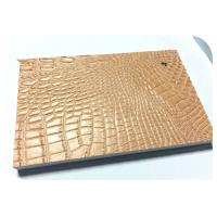 Buy cheap Clap Board 01 3d Textured Wall Panels Wall Chair Rail For Leisure Center from wholesalers