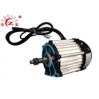 Buy cheap Electric Car Motor PM Synchronous Motor 1.2KW 60V Passenger Rickshaw / Tricycle Usage from wholesalers