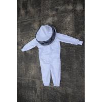 Buy cheap Terylene Honey Bee Protection Suit Beekeeping Kids Bee Suit With Round Veil  For Beekeepers from wholesalers