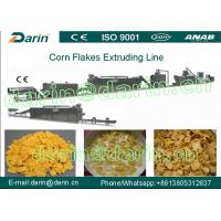 Buy cheap Automatic Corn Flakes Processing Line , Cereal Breakfast Home Popcorn Machine from wholesalers