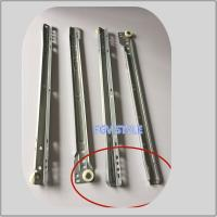 Buy cheap Low Impaction Ball Bearing Drawer Runners , Dresser Drawer Slides Undermount For Cabinet Furniture Fitting from wholesalers