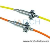 Buy cheap 1 Channel FIBER OPTICS ROTARY JOINTS with SC ST LC Connector FIBER OPTIC SLIP RINGS from wholesalers