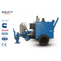 Buy cheap GS40 Blue Color 77KW 103hp Cable Pulley Machine Max Intermittent Pull 40kN from wholesalers