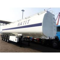 Buy cheap what is the price of 4 axles portable fuel tanks on trailers from wholesalers