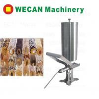 Buy cheap Chocolate churros  machine  receita churros maker for sale from wholesalers