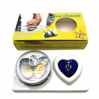 Buy cheap Friend Series Color Box Love Pearl Necklace Gift Box With Fashion Cage Pendant for Birthday Gift from wholesalers