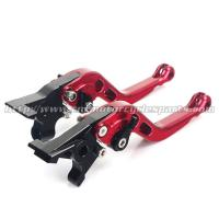Buy cheap Long Shoty Motorcycle Brake Clutch Lever S1000RR Levers For Racing Bike Parts from wholesalers
