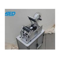 Buy cheap Semi Automatic Bottle Label Applicator High Precision For Round Bottles from wholesalers