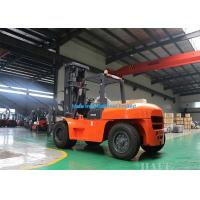 Buy cheap Timber Industry Forklift Lifting Device , Industrial Lift Truck 2 Stage 3m Mast from wholesalers