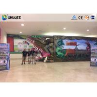 Buy cheap 6D Mobile theater with whole motion equipment ,more excited and special design product