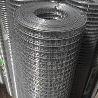 Buy cheap ss304 stainless steel welded wire mesh used for cages from wholesalers