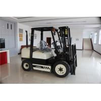 Side Shift Compact Lift Trucks , Indoor Outdoor Forklift 2705x1225x2075mm