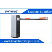 3s High Speed Security Boom Barrier Gate / Swing Arm GateWith Pressure Sensor