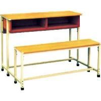Buy cheap Double Student Desk and Bench (HT-100) from wholesalers