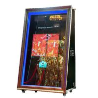 Buy cheap Easy To Use 55 Inch Touch Screen Selfie Mirror Photo Booth For Sale from wholesalers