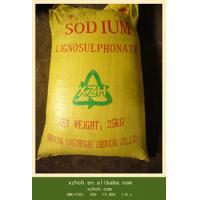 Buy cheap sodium lignosulphonate MN-2 additives construction chemicals from wholesalers