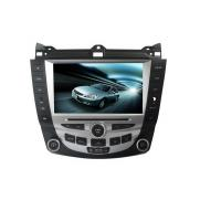 Buy cheap Special CAR DVD PLAYER Auto Radio WINCE 6.0 car DVD GPS for HONDA ACCORD 07 Support 1080P SWC BT RADIO IPOD TV from wholesalers