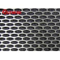 Buy cheap 1.22x1.22m anodizing diamond perforated  hole sheet metal for Africa Construction from wholesalers